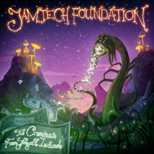 jamtechcover 300x300 Jamtech Foundation   The Creature From Jekyll Island. Free Download