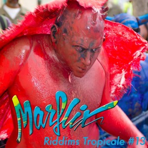 marflix riddims tropicale 13 cover