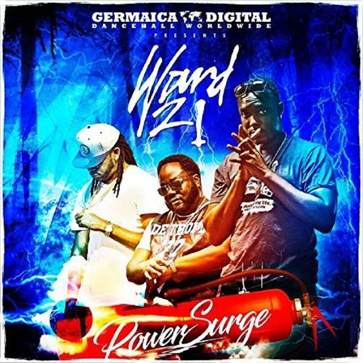 Ward 21 with heavyweight EP - Dancehall - Trap - Bass to make you move.