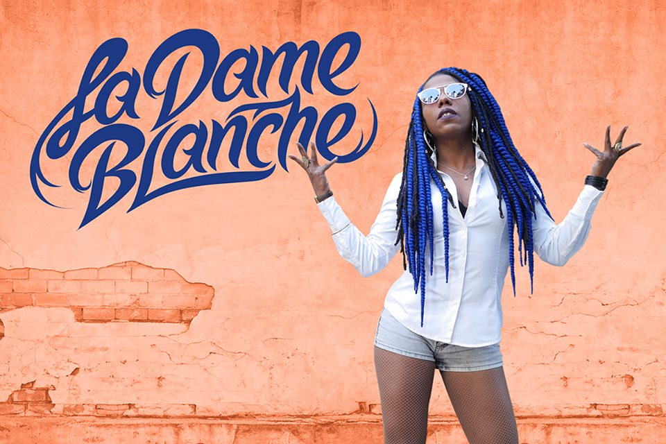 New Video by La Dame Blanche ft. Celso Piña and Serko Fu - Dos Caras