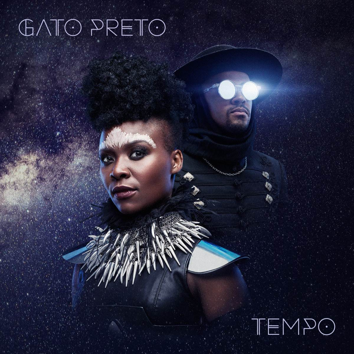 Gato Preto with new afrofuturistic Album