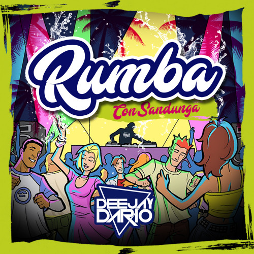 Spanish Bangerista, Deejay Dario has released a bouncy dembowish track called Rumba, make sure to grab it for free.
