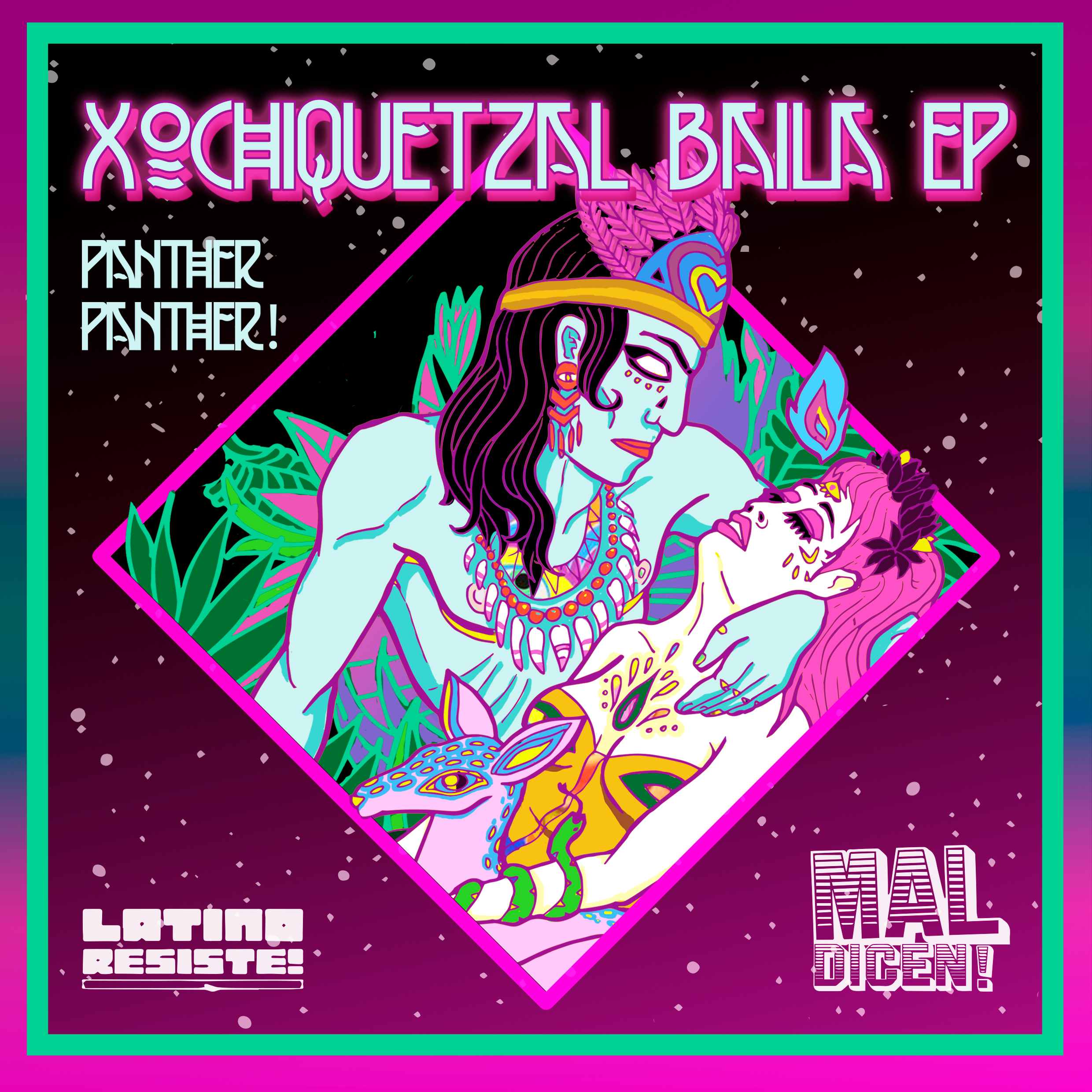 Panther Panther unveils a truly amazing musical jewel on his latest release. Ethnic Music meets Global bass. Enjoy it for FREE or pay what you can.