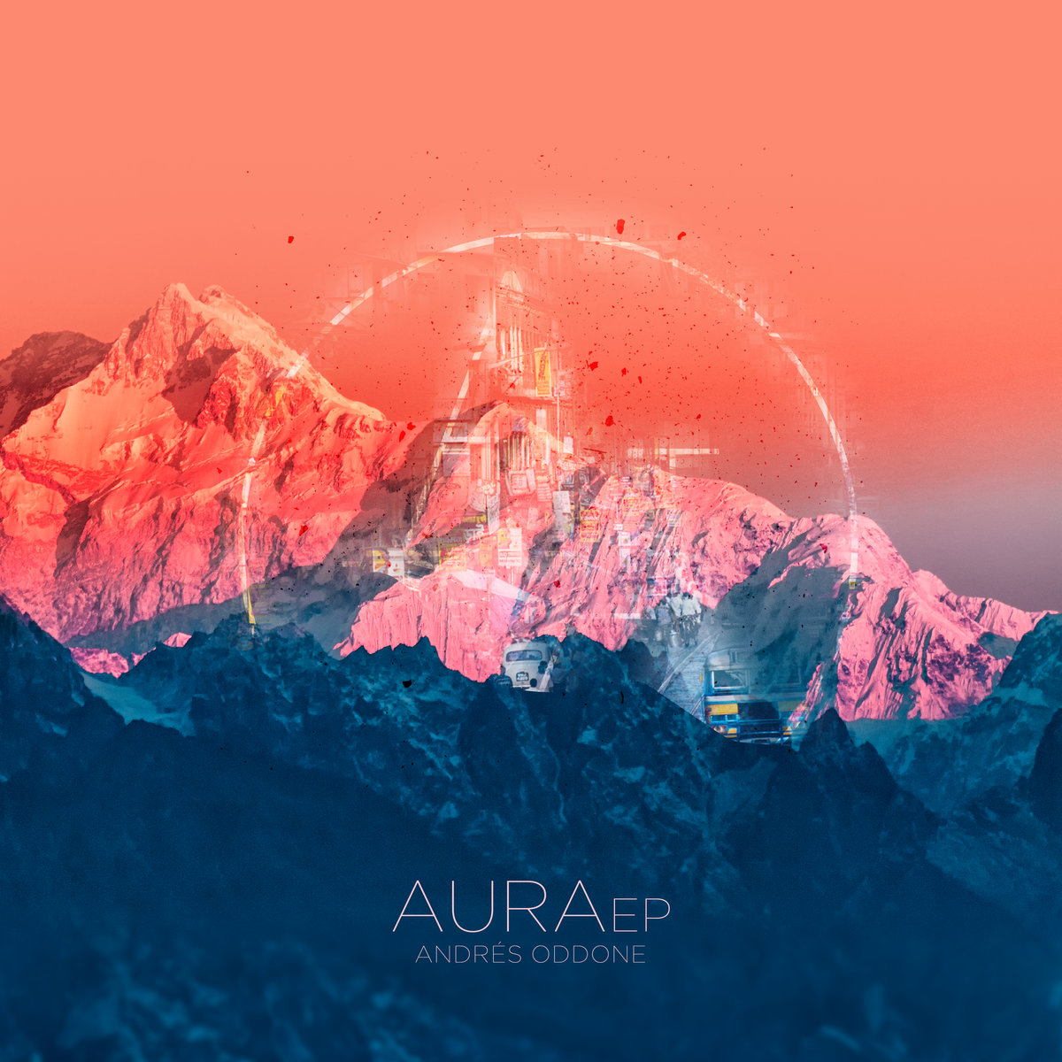 Argentinian music researcher and producer, Andres Oddone drops his Aura Ep with amazing remixes by Chancha Vía Circuito, klik & Frik, Borchi and Relo.