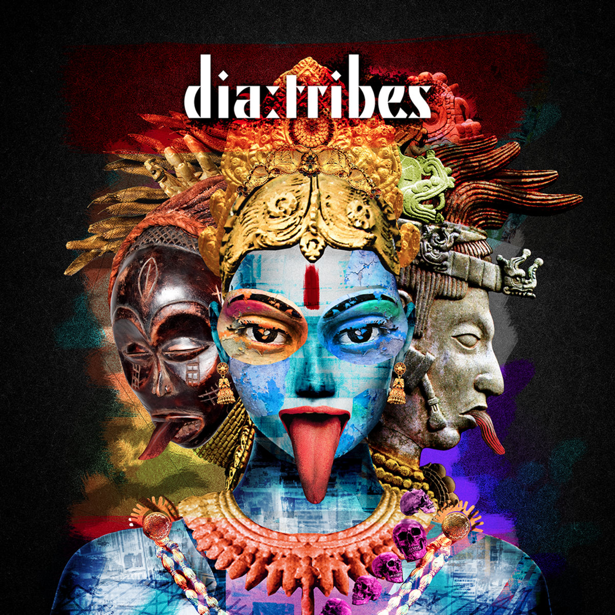 Videotime with Lua Prata - Ta Bater and a new Global Bass Compilation Dia:Tribes