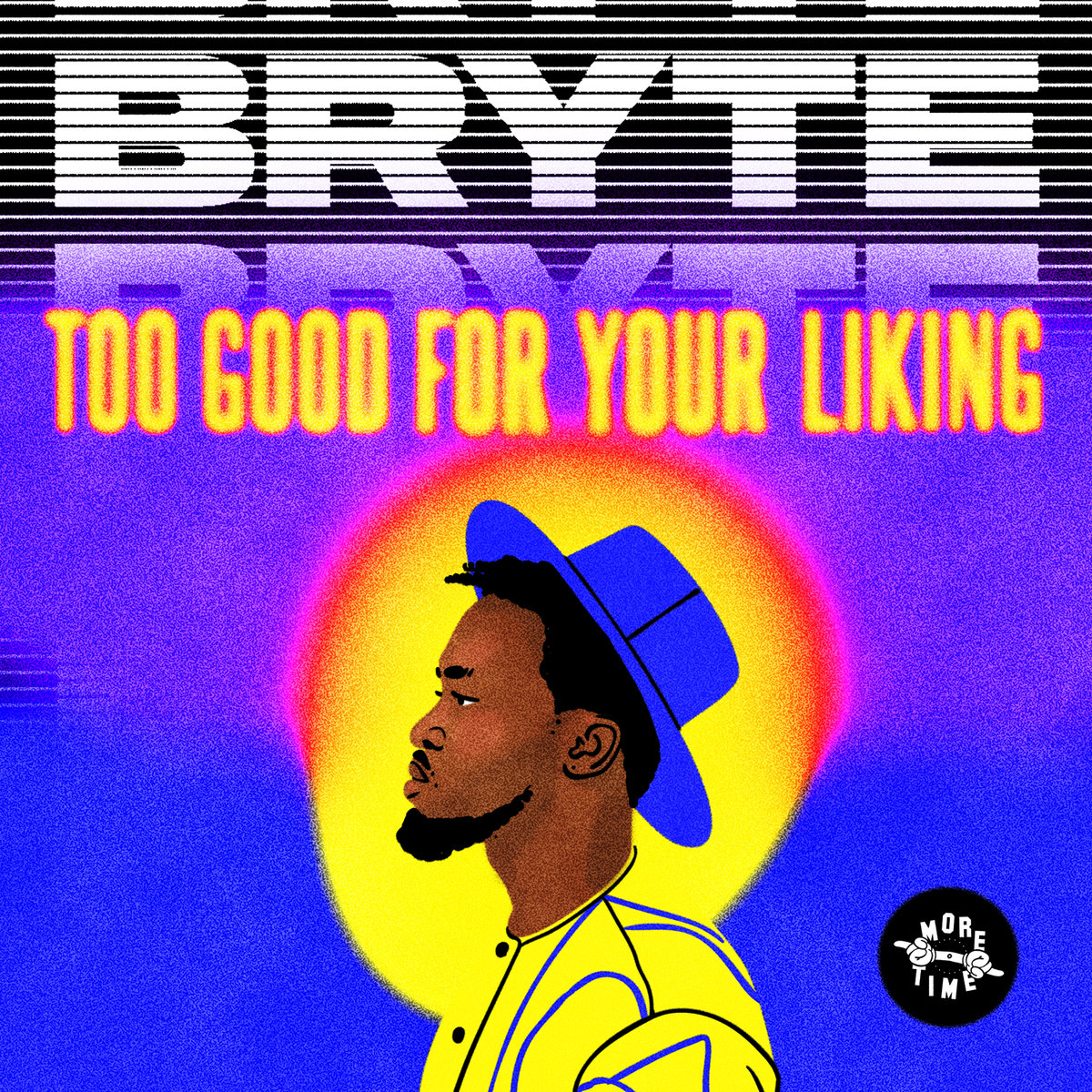 New Album from Ghana - Bryte - Too good for your liking Album