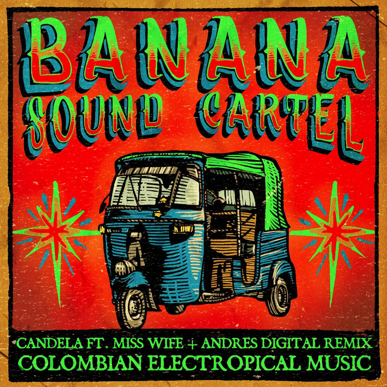 "First Single from Banana Sound Cartels upcoming Album ""Crema"" and ""Crema Remixed"""