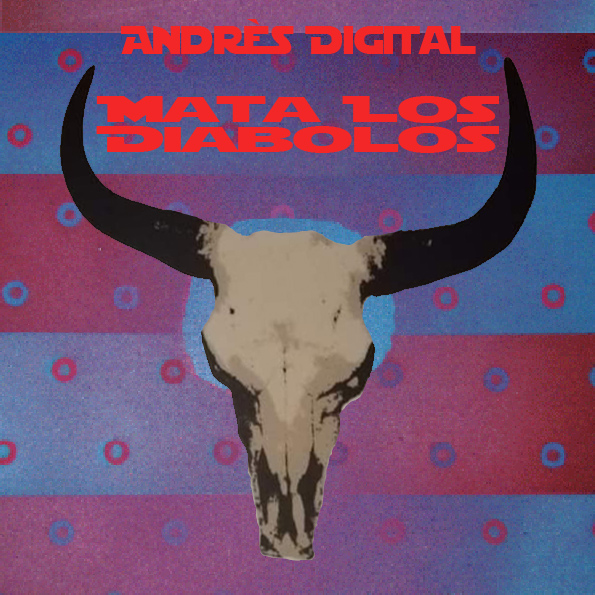 New Cumbia Mash Up EP by Andrés Digital released on Cassette Exclusivos