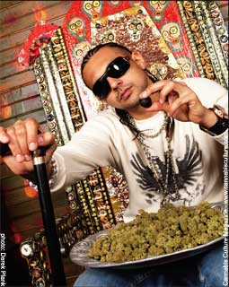 Videotime with Sean Paul - Marijuana mi luv