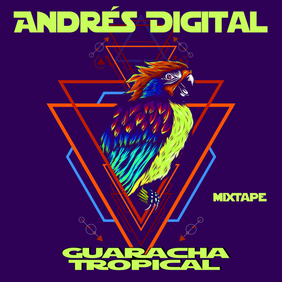 First Rumors from  the Guaracha Tropical. Here comes a Mixtape ft. Paco Mendoza, Don Caramelo, Malo Malone, Banana Sound Cartel, Fanfare Ciocarlia, Lisandro Mesa, Climaco Sarmiento, Afrika Bambataa, Tupac, Deela, Roland Clark...