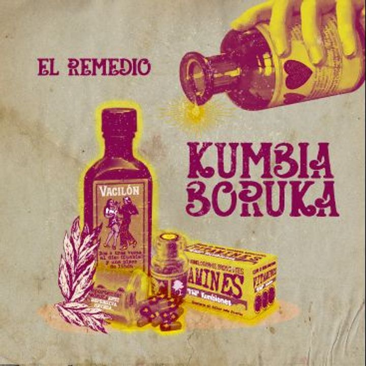 Kumbia Boruka with new Album and Video celebrating MTY and the Cumbia Rebajada