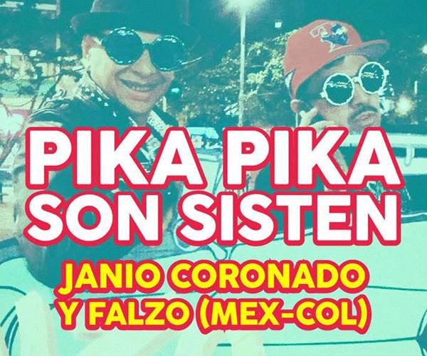 Videotime with Pika Pika Son Sisten - Cumbia peye