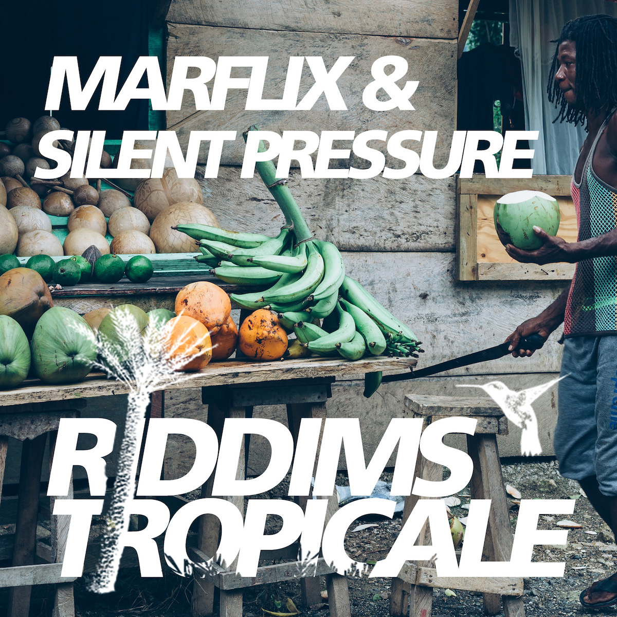Marflix and DJ Silent Pressure returned with another edition of Riddims Tropicale.