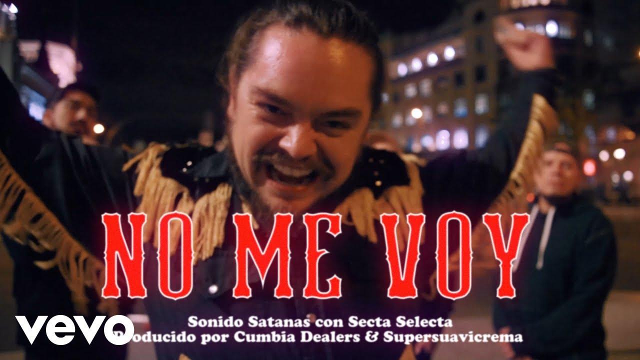 Videotime with Cumbia Dealers & Sonido Satanás & Secta Selecta - No Me Voy