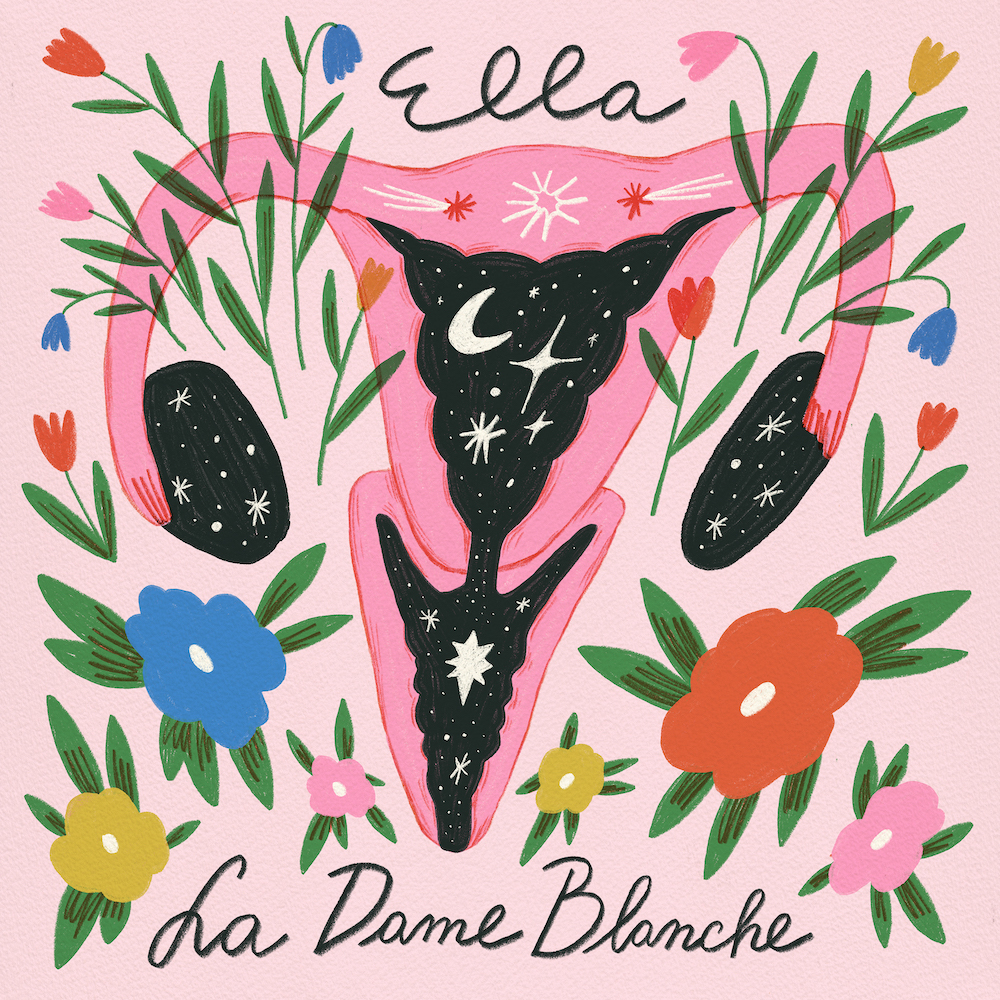 New Album by La Dame Blanche - Ella