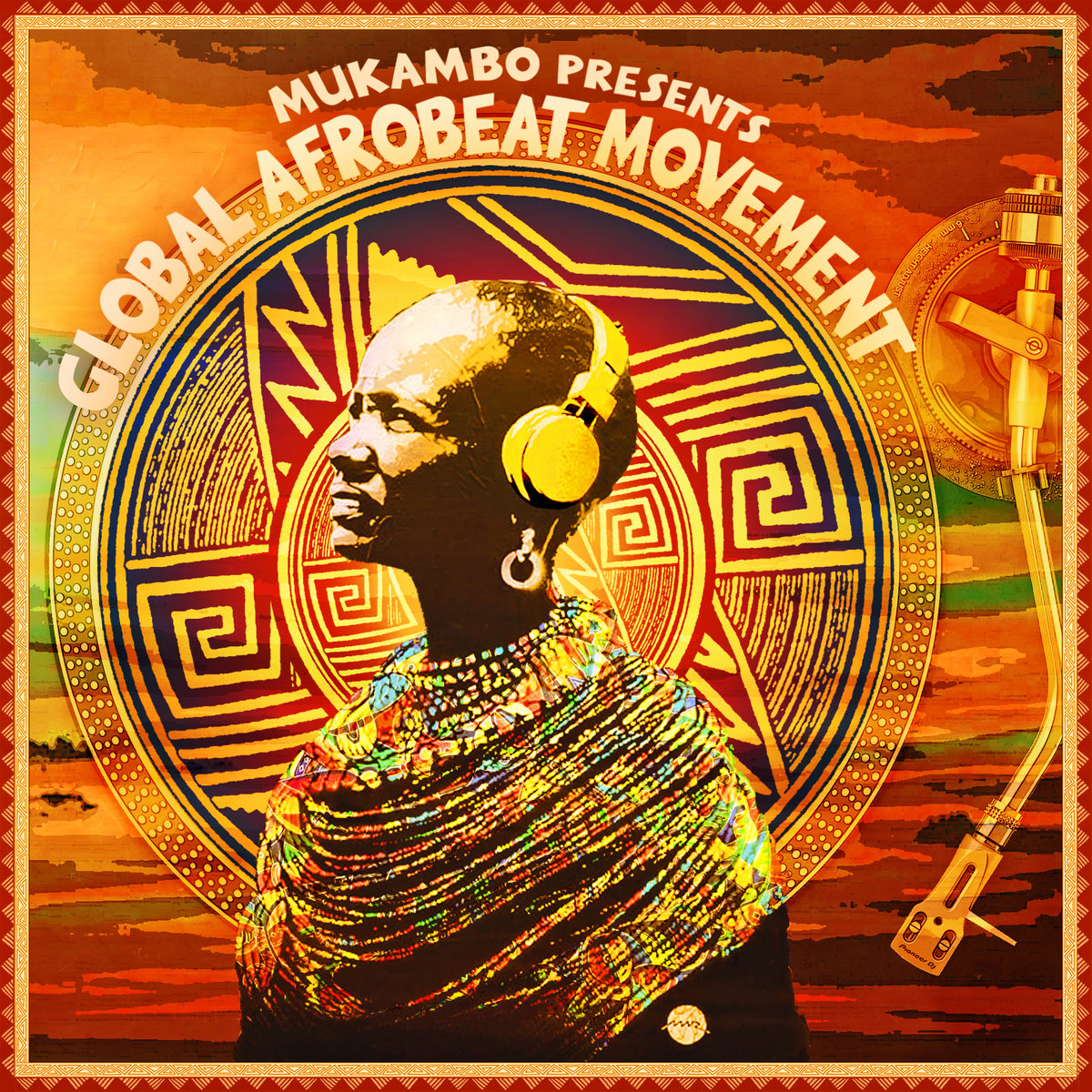 New Album by Dandana and a Compilation Global Afrobeat Movement